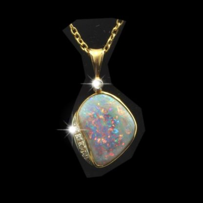 Opal Pendant 4067