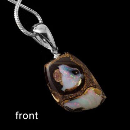 opal pendant 4088-
