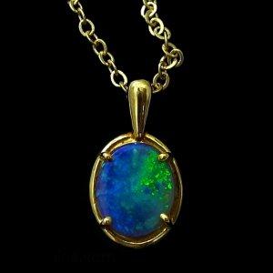 Opal Pendant 4018