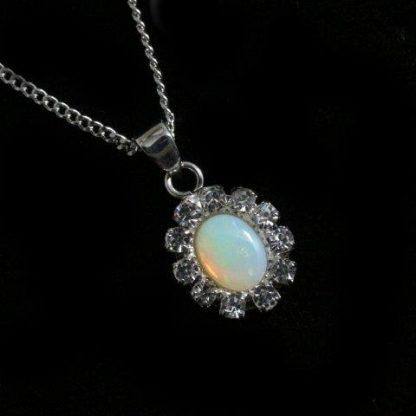 Opal Pendant 4047