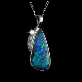Opal Pendant 4243