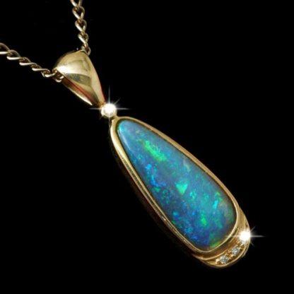Opal Pendant 4237