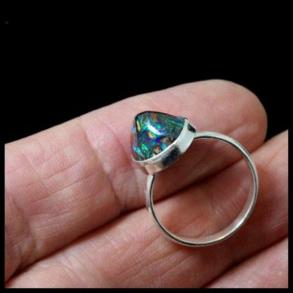 Boulder Opal Ring 5447