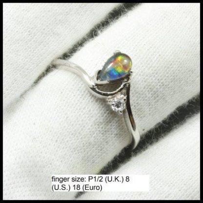 Opal Ring 5505