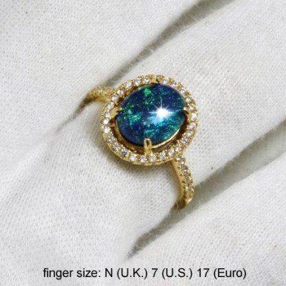 Opal Ring 5447
