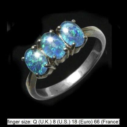 Opal Ring 5497