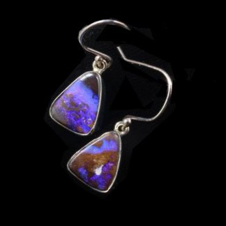 6106 Opal Earrings