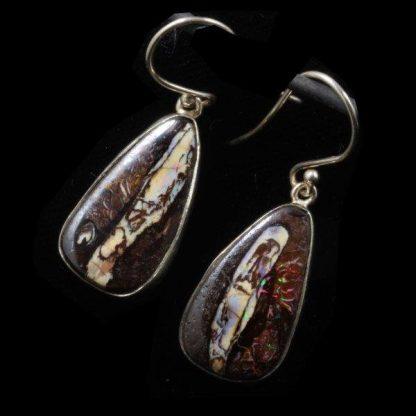 6126 opal earrings