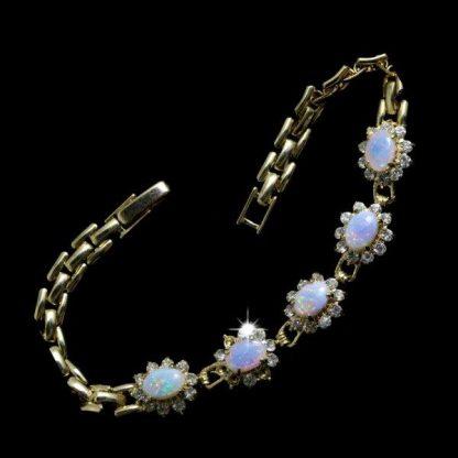 Opal Bracelet 6417
