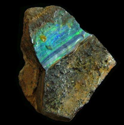 Boulder Opal Rough 8506