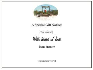 Opal Gift Card