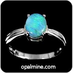 Opal Ring 5502