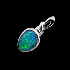 Opal Pendant 4104