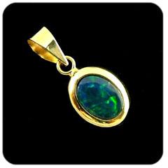 Opal Pendant 4061