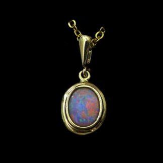Opal Pendant 4038