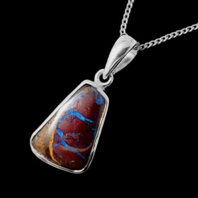 Opal Pendant 4161