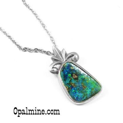 Opal Pendant 4002